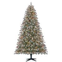 Product Image Holiday Time 75ft Pre Lit Covington Fir Quick Set Artificial Christmas Tree With 500