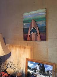 Nuka Cola Lamp Etsy by Handmade Wooden Jaws Wall Art