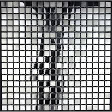 mosaik edelstahl fur kuche und badezimmer fusion