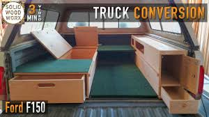 100 Living In A Truck Camper Shell Pickup