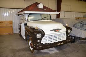 1955 Chevy Bungalow Bar Ice Cream Truck Solid Original No Rust Rare ... Good Humor Ice Cream Truck Stock Photos Stored 1966 Ford250 Pages Humors Of The Future Bring Philly Free Humor Icecream Decals Yum Postcard In 2018 Pinterest Sports Car Market On Twitter Yes That Was A Ford Trucks For Sale 1goodhumrtrck1 Sale Near New York