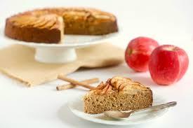 Classic Apple Cake GF Vegan