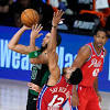 Celtics outlast 76ers, win 109-101 in tough, physical Game 1 battle