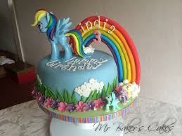 Phenomenal Ideas Cake Dash And Attractive My Little Pony Delicious