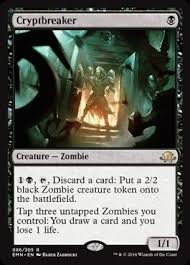 deck of the day zombies modern