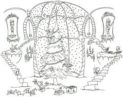 Christmas Coloring Pages For Adults Pdf 4