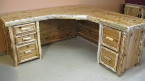 desk wooden corner desk uk bridgefort mission corner desk and