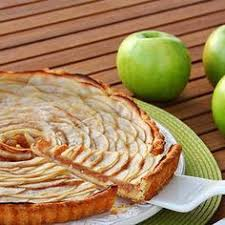 Wonderful And Delicious Classic French Apple Tart Recipe