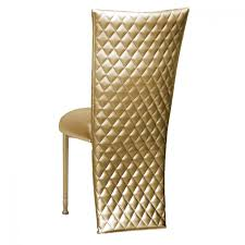 Leatherette Gold Quilted Fanfare Chameleon® Chair Jacket ... Chiavari Chairs Vs Chair Covers With Flair Gold Hug Cover Decor Dreams Blackgoldchampagne Satin Chair Covers Tie Back 2019 2018 New Arrival Wedding Decorations Vinatge Bridal Sash Chiffon Ribbon Simple Supplies From Chic_cheap Leatherette Quilted Fanfare Chameleon Jacket Medallion Decoration Package 61 80 People In S40 Chesterfield Stretch Spandex Folding Royal Marines Museum And Sashes Lizard Metallic Banquet Silver Outdoor
