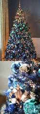 Type Of Christmas Tree Decorations by Best 25 Blue Christmas Tree Decorations Ideas On Pinterest Xmas