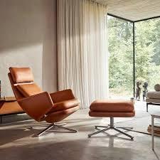 vitra grand relax sessel leder möbeldesign sessel