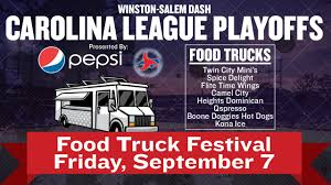 100 Food Truck News Dash To Host Festival At Home Playoff Game Winston
