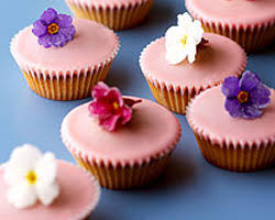 View Larger Image Flower Fairy Cakes