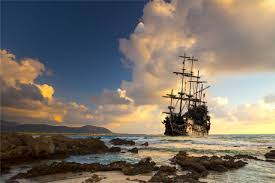 fotografie segelschiff antik küste wandbild kunstdruck foto poster p1875