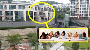 100 South Korean Houses BTS Move Into A NEW Luxury Dorm At The Most Expensive Apartments In Korea