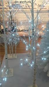 PRE LIT LED BIRCH TWIG TREE 240cm CHRISTMAS INDOOR OUTDOOR