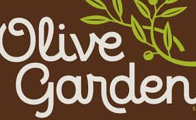 Olive Garden Thank You Font