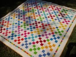 389 best Nine Patch quilts images on Pinterest