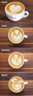 But We Think It Looks A Little Like Beet Weve Heard Of People Making All Kinds Crazy Designs In Their Lattes What Will You Create