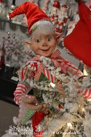 Raz Artificial Christmas Trees by Raz Large Christmas Elf Http Shelleybhomeandholiday Com Shop By