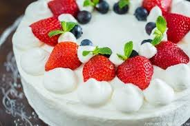 Japanese Strawberry Shortcake ストロベリーショートケーキ I Easy Japanese Recipes at Just eCookbook