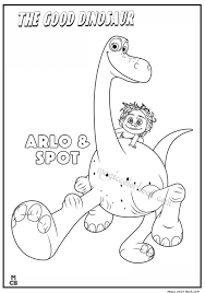 These Fun The Good Dinosaur Coloring Pages Will Get You Excited About Disney Pixars In Theaters Thanksgiving Day