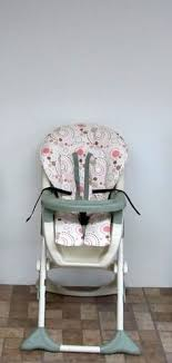 graco high chair cover replacement cover ship ready pad cushion
