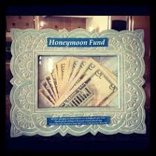 Honeymoon Fund A Gift My Husband And I Gave To His Brother Wife Instead Of Wasting Money On Card Buy Frame For Couple Bucks More Place The
