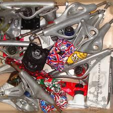 100 Grind King Trucks GRIND KING Skateboard Assorted Spare Parts Single