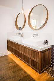 Industrial Modern Bathroom Mirrors by Bathroom Mirror Bathroom Contemporary With Bathroom Vanity Units