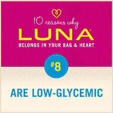 LUNA Bar On Twitter FACT Bars Are Low Glycemic Due To The Balance Of Carbohydrate Fat Protein Fiber Tco I3yIVERyNF
