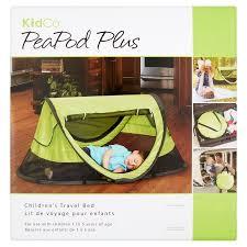 kidco peapod travel bed kidco peapod plus portable travel bed green walmart
