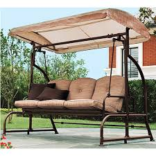 Walmart Outdoor Furniture Replacement Cushions by Get A Canopy Replacement For Swings