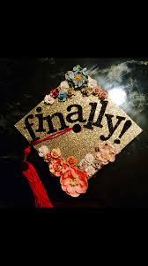 Graduation Decorations 2015 Diy by 119 Best Graduation Caps Images On Pinterest Graduation Cap