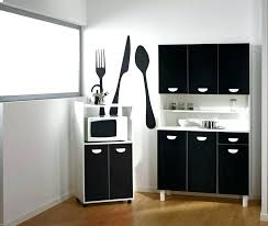 meuble de cuisine noir laqué meuble de cuisine noir meuble cuisine but noir et bois mat
