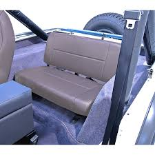 Rugged Ridge 13461.09 Standard Replacement Rear Seat, Gray, 55-95 ... Replacement Leather Seatcovers Toyota 4runner Forum Largest Summit Foam Seat Ring Cushions Custom Status Racing 731980 Chevroletgmc Standard Cabcrew Cab Pickup Front Bench Jeep Wrangler Covers Elegant Yj Truck Seats Kab Seating Pty Ltd 2003 Ford Excursion Leather Cover Before And Permanent Repair Diy Dodge Ram Forum Dodge Forums 21996 Bronco Eddie Bauer Driver Lean Back Tan Lscomichigan V5300 Original Bucket Cushion