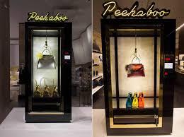 Vending Machine Retail Displays