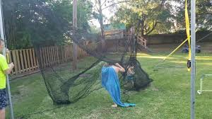 DIY Batting Cage - YouTube How Much Do Batting Cages Cost On Deck Sports Blog Artificial Turf Grass Cage Project Tuffgrass 916 741 Nets Basement Omaha Ne Custom Residential Backyard Sportprosusa Outdoor Batting Cage Design By Kodiak Nets Jugs Smball Net Packages Bbsb Home Decor Awesome Build Diy Youtube Building A Home Hit At Details About Back Yard Nylon Baseball Photo