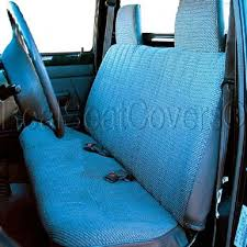 Reapolstered Factory Bench Seat 196772 Ford F Series Pinterest
