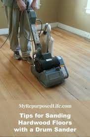 Varathane Floor Sander Machine by 7 Steps To Like New Floors Room House And House Inspection