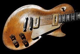 The Mutt 52 56 Les Paul Goldtop Conversion