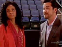 hit the floor premiere dean cain and kimberly elise have history