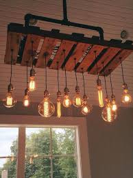 Best 25 Wood Lights Ideas On Pinterest Head Boards Diy Rustic Light Fixtures