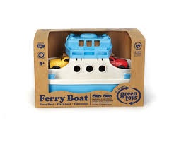 Ferry Boat - Green Toys - The Toy Workshop Green Toys Cstruction Soperecofriendly Educational Toys For Drop Go Dump Truck Vtech Puzzle Made Safe In The Usa Walmartcom Are Redhot This Holiday Season Toy Scooper The Animal Kingdom Begagain John Deere Thrive Market Recycling Review Youtube Whole Earth Provision Co Pink Dumper Dotz