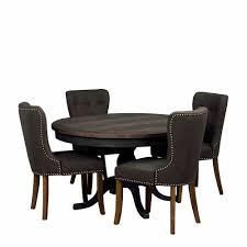 runder landhaus tisch 4 stühle dopeka 5 teilig