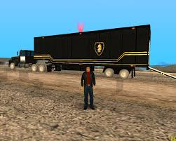 FLAG Semi Image - GTA Knight Rider '80 GT Mod (2012) For Grand Theft ...