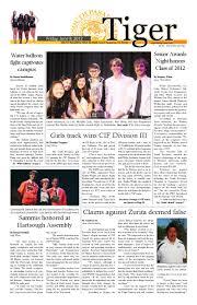 Christmas Tree Lane South Pasadena by Tiger Newspaper Vol Xcviii No Xi By Tiger Newspaper Issuu