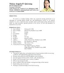 Student Resume For Job Application Apply Example Of General Manager