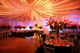 Wedding Decoration Reception Ceiling Decorations Draping For Weddings Full View Shelbyville Armory