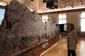 The Timeline Of Thomas Jeffersons Life Depicted On Mount Rushmore Palladio Museum
